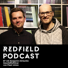Redfield Podcast mit Benjamin Mirtschin