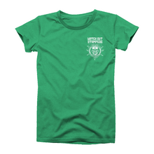 Watch Out Stampede - Captain Maik - T-Shirt (green) - Merchandise - Redfield Records