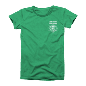 Watch Out Stampede - Captain Maik - T-Shirt (green) - Redfield Records