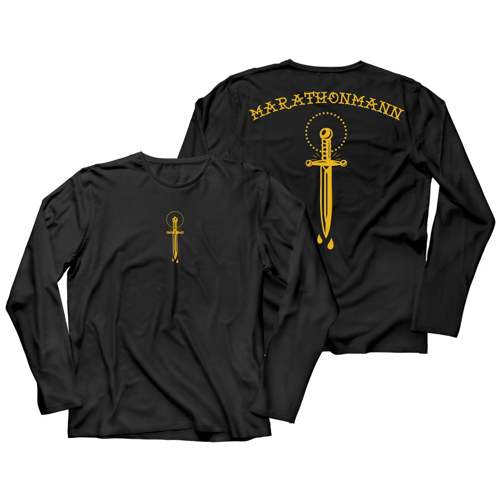Marathonmann - Alles auf Null - Longsleeve - Redfield Records