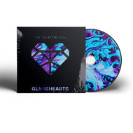 The Disaster Area - Glasshearts - Limited CD (2021) - Redfield Records