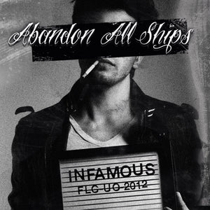 Abandon All Ships - Infamous - CD (2013) - CD - Redfield Records