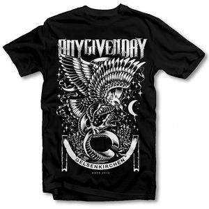 Any Given Day - Eagle - T-Shirt - Redfield Records