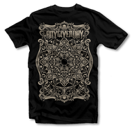 Any Given Day - Mandala - T-Shirt - Redfield Records