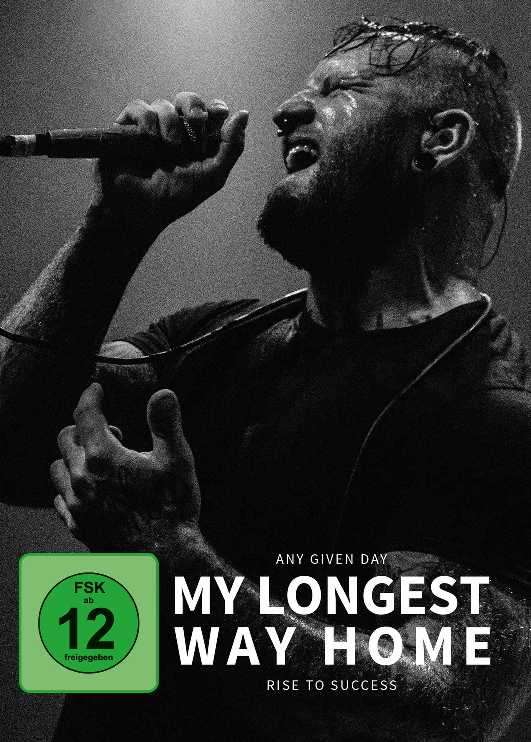 Any Given Day - My Longest Way Home - DVD (2016) - DVD - Redfield Records
