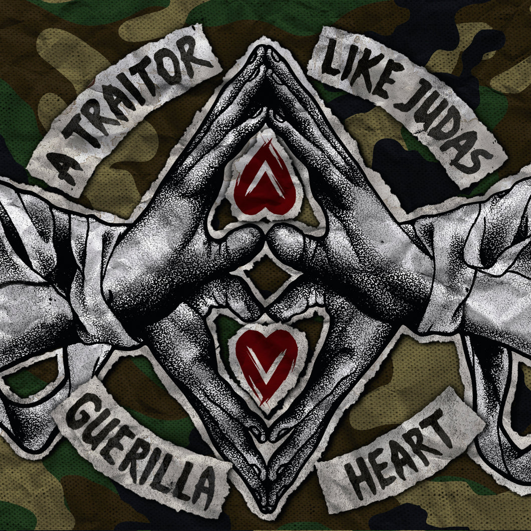 A Traitor Like Judas - Guerilla Heart - CD (2013) - CD - Redfield Records