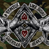 A Traitor Like Judas - Guerilla Heart - CD (2013) - Redfield Records