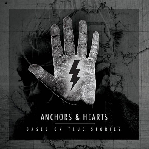 Anchors & Hearts - Based on True Stories - CD (2013) - Redfield Records