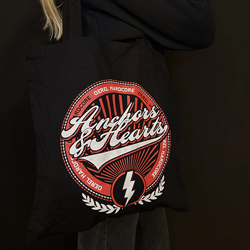 Anchors & Hearts - Tote Bag - Redfield Records