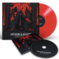 Anchors & Hearts - Guns Against Liberty - LP & CD Bundle (2021)