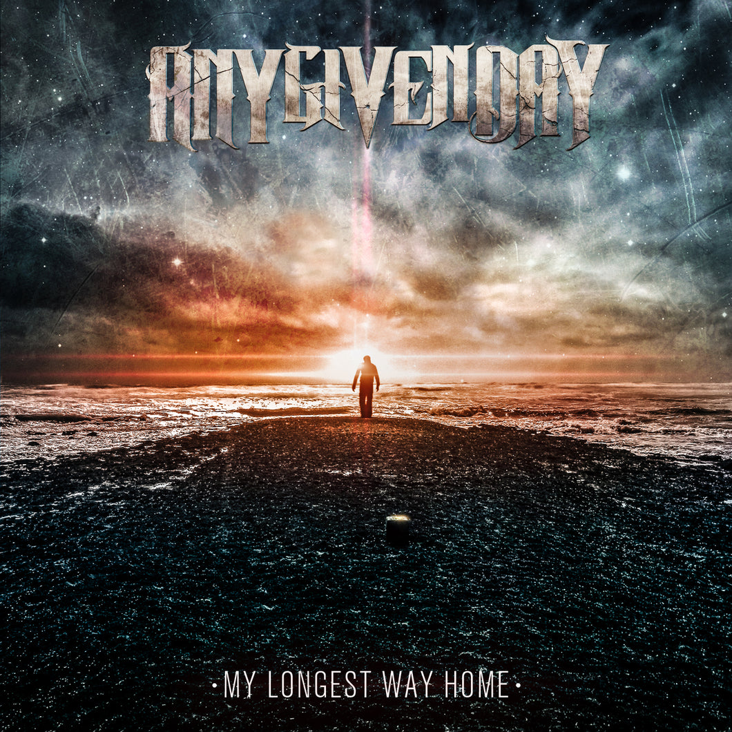 Any Given Day - My Longest Way Home - CD (2014) - CD - Redfield Records