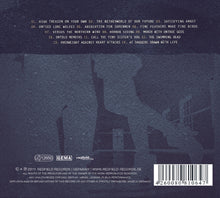The Blackout Argument - Detention (2011) - CD - Redfield Records