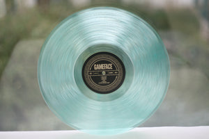 Gameface - Now Is What Matters Now - Clear Blue Vinyl LP (2014) - LP - Redfield Records
