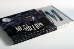 Me In A Million - Still In The Balance (2014) - CD - Redfield Records
