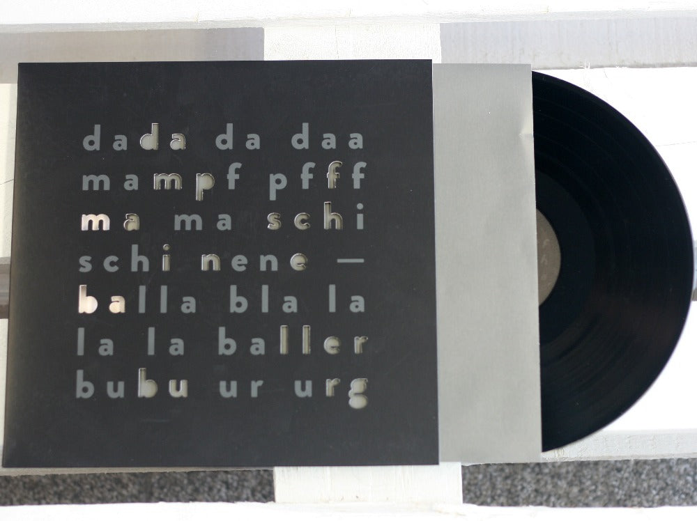 Dampfmaschine - Ballerburg - Black Vinyl LP  (2014) - Redfield Records