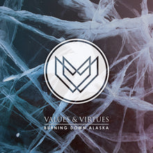 Burning Down Alaska - Values & Virtues (2015) - CD - Redfield Records
