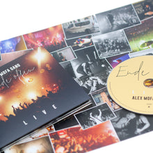 Alex Mofa Gang - Ende offen - live - CD (2020) - Redfield Records