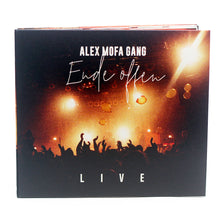 Alex Mofa Gang - Ende offen - live (2020) - CD - Redfield Records