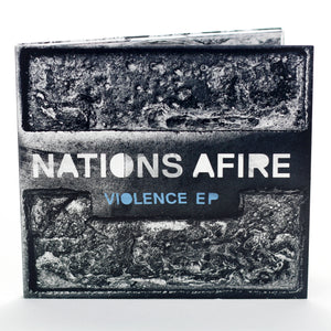 Nations Afire - Violence EP - CD (2018) - CD - Redfield Records
