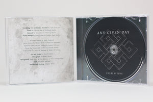 Any Given Day - Everlasting  - CD (2016) - CD - Redfield Records