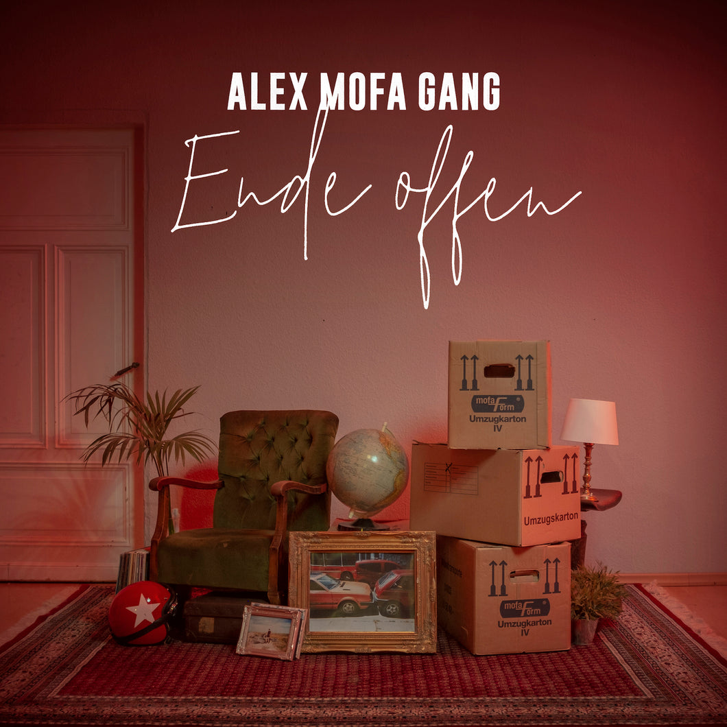 Alex Mofa Gang - Ende offen (2019) -  - Redfield Records