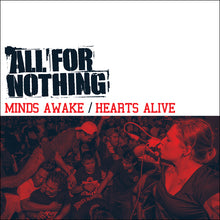 All For Nothing - Minds Awake / Hearts Alive - CD (2017) - Redfield Records