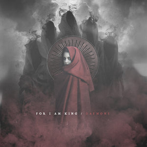 For I Am King - Daemons - CD (2016) - CD - Redfield Records