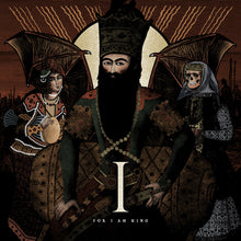 For I Am King - I - CD (2018) - CD - Redfield Records