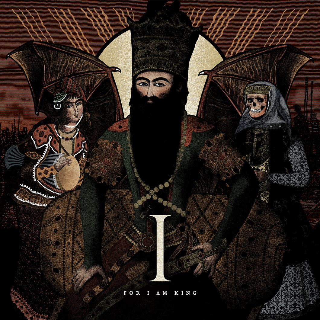For I Am King - I - CD (2018) - Redfield Records