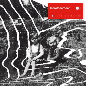 Marathonmann - Die Angst sitzt neben dir - Glow in the Dark Vinyl LP (2019) - LP - Redfield Records