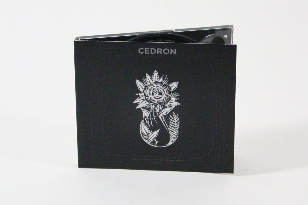 Cedron - Valence - CD (2016) - CD - Redfield Records