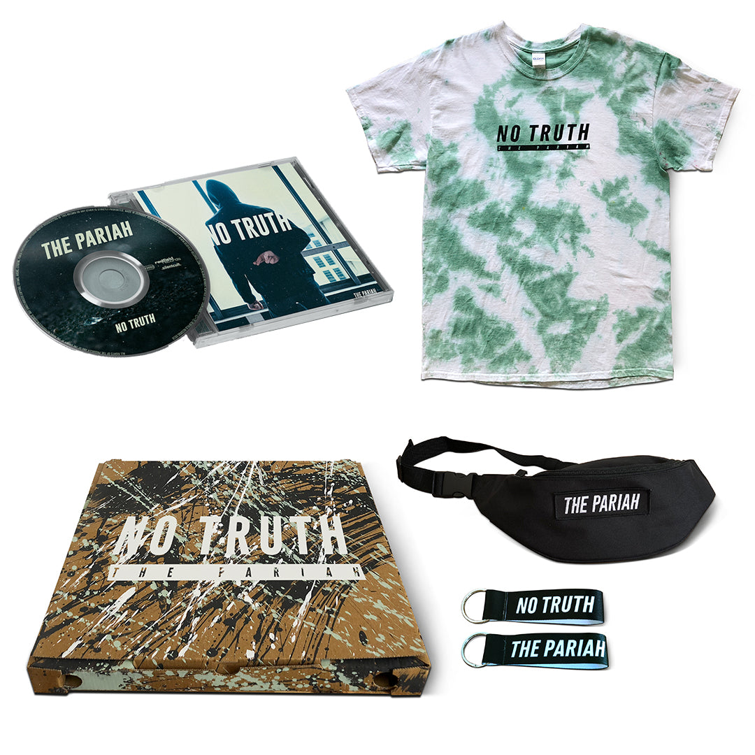 The Pariah - No Truth - Limited Special CD Box (2018)