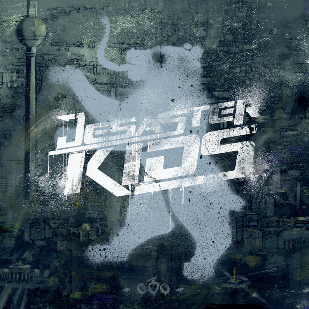Desasterkids - 030 - CD (2015) - CD - Redfield Records