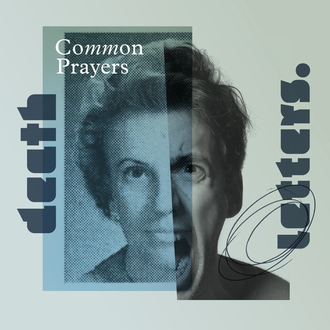 Death Letters - Common Prayers (2013) - CD - Redfield Records