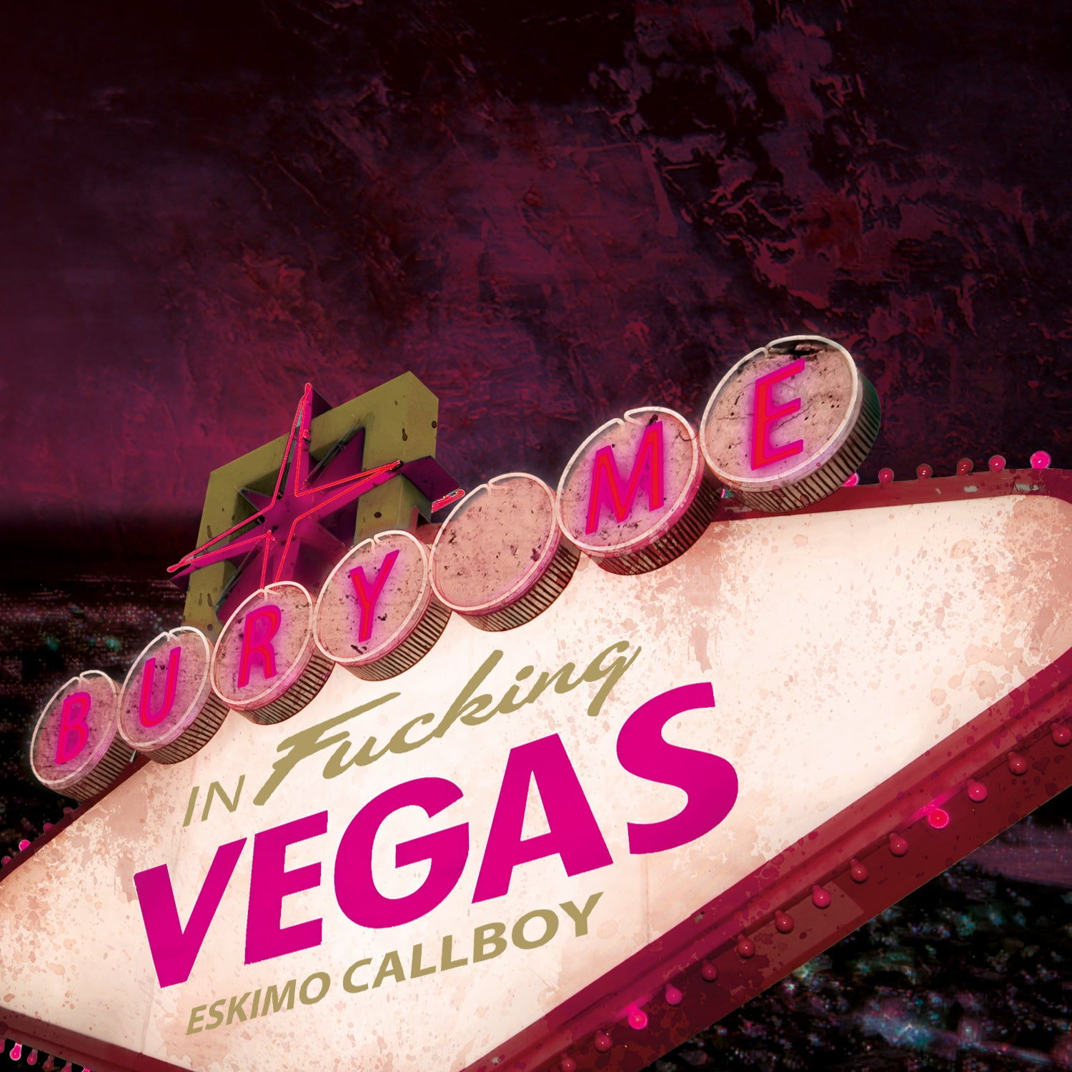 Eskimo Callboy - Bury Me In Vegas (2012) - CD - Redfield Records