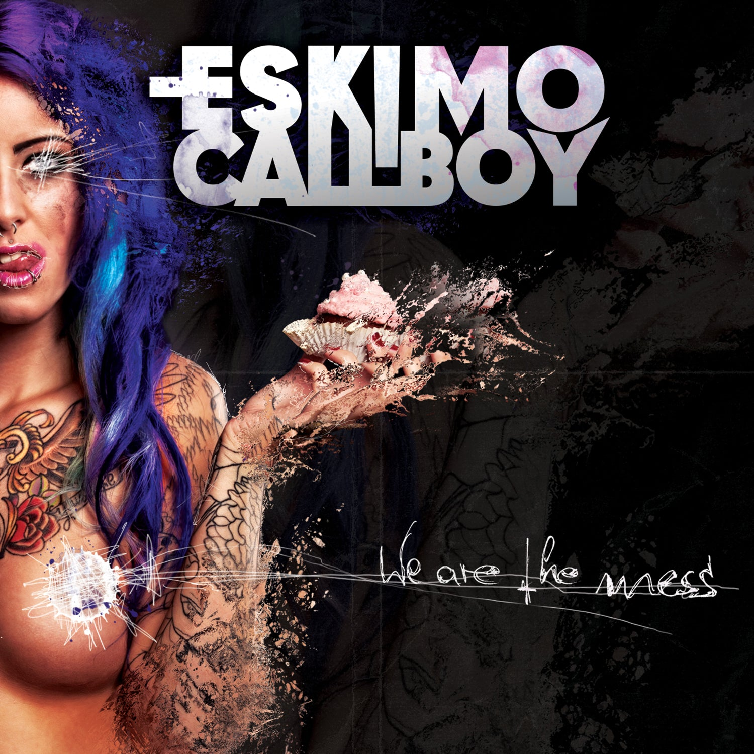 Eskimo Callboy - We Are The Mess (2014) - CD - Redfield Records