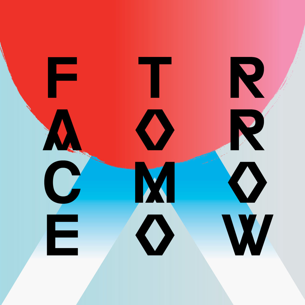 Face Tomorrow - s/t - Vinyl LP (2011) - LP - Redfield Records