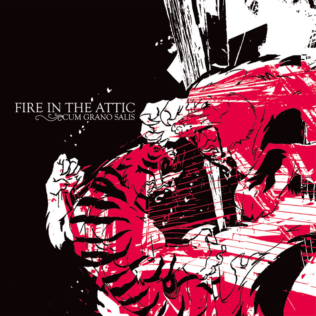 Fire In The Attic - Cum Grano Salis - CD (2008) - CD - Redfield Records