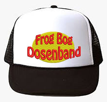 Frog Bog Dosenband - Trucker Cap - Redfield Records