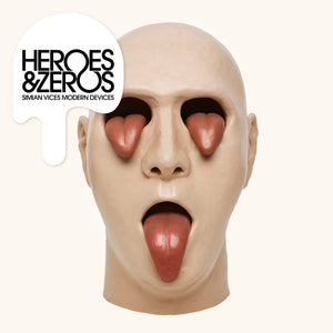 Heroes & Zeros - Simian Vices Modern Devices (2010) - CD - Redfield Records