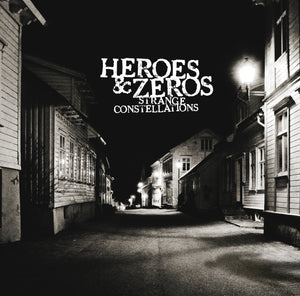 Heroes & Zeros - Strange Constellations - CD (2009) - CD - Redfield Records