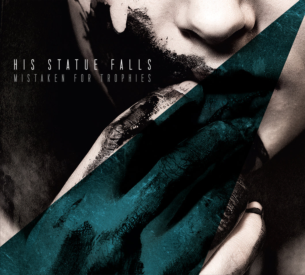 His Statue Falls - Mistaken For Trophies - CD  (2012) - Redfield Records