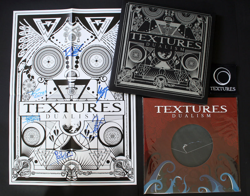 Textures - Dualism (2012) - LP - Redfield Records