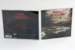 Iron Walrus - Insidious Black Sea - CD (2014) - Redfield Records