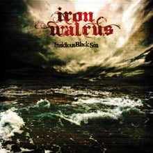 Iron Walrus - Insidious Black Sea - Vinyl LP (2014) - Redfield Records