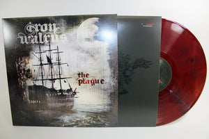 Iron Walrus - The Plague - Vinyl LP (2015) - Redfield Records