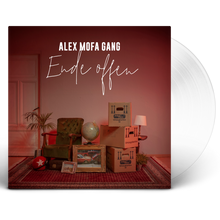 Alex Mofa Gang - Ende offen - Kristallklare Edition - Vinyl LP (2019) - LP - Redfield Records