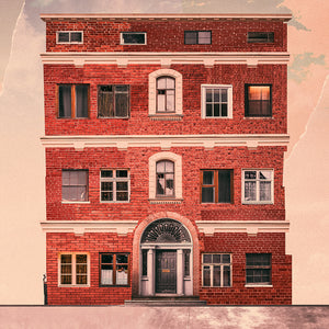 Living With Lions - Island - CD (2018) - Redfield Records