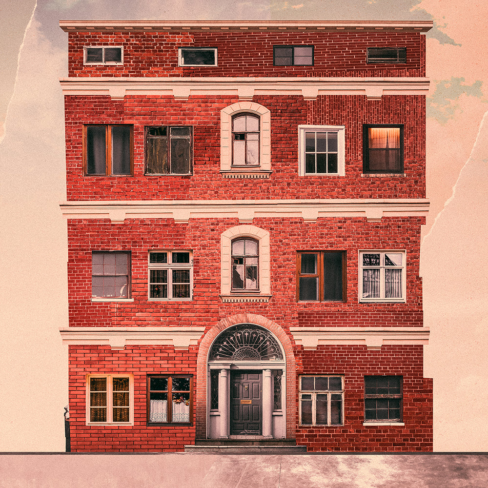 Living With Lions - Island - CD (2018) - CD - Redfield Records