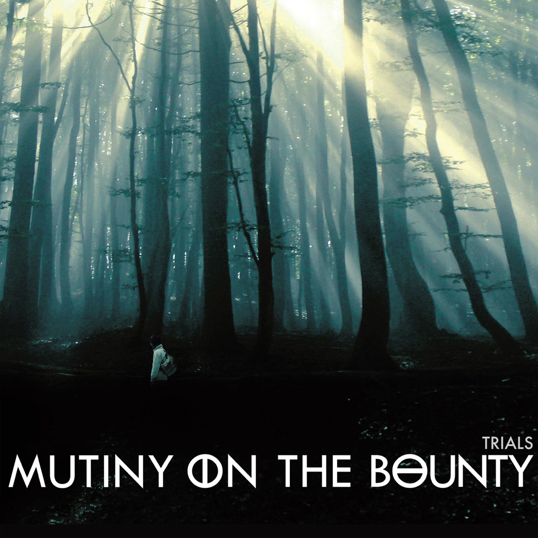 Mutiny On The Bounty - Trials - CD (2012) - Redfield Records